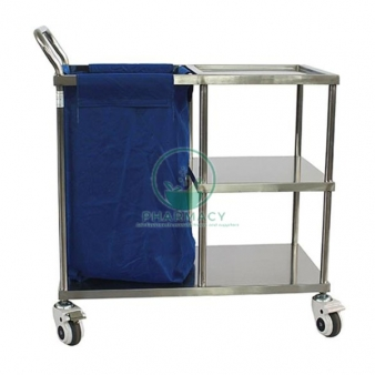 Dirty Linen / Waste Trolley